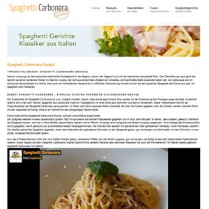 Spaghetti & Co. Eine unendliche Geschichte.