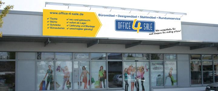 Neu ab heute: Büromöbelkaufhaus in Weiterstadt
