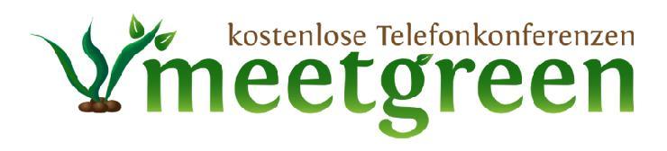 meetgreen erweitert kostenlose Telefonkonferenzen von 6 auf 20 Teilnehmer
