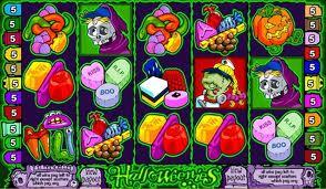 Online Spielspaß mit dem Echtgeld Automatenspiel Halloweenies