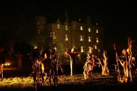 Halloween-Geisternacht auf Burg Satzvey