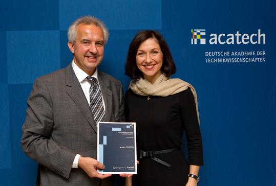 Klimapolitik: Deutsche Akademie der Technikwissenschaften empfiehlt Strategien zur Anpassung an den Klimawandel