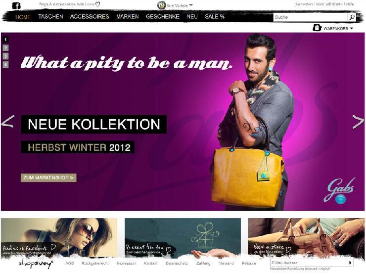 Neuer Onlineshop: Auf shopsuey.de finden Fashionistas unter einer  breiten Auswahl an Taschen und Accessoires ihr neues Lieblings-Item