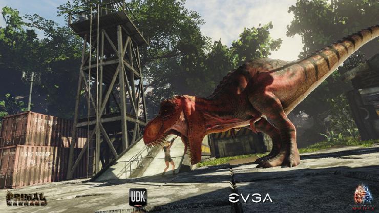 Der Kampf beginnt: Primal Carnage lässt die blutrünstigen Dinos los!