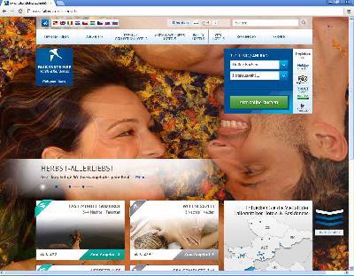 Relaunch: Falkensteiners neue Urlaubswelt geht online
