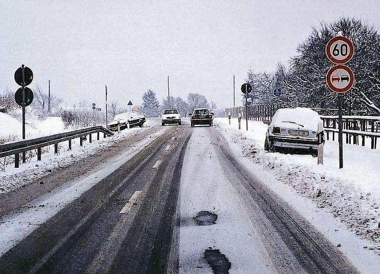 GTÜ: Sicher unterwegs auf winterlichen Straßen