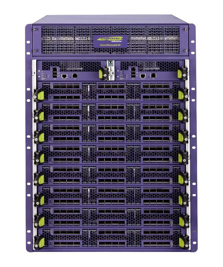 Extreme Networks mit Tech Innovator Award 2012 für BlackDiamond X8 Data Center Fabric Switch ausgezeichnet