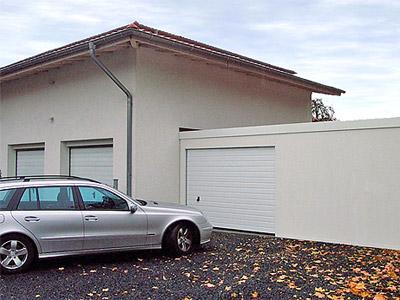 Vorteile einer Exklusiv-Garage im Vergleich zum Laternenparkplatz