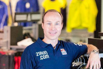 Michael Burk verstärkt Geschäftsleitung der 21sportsgroup