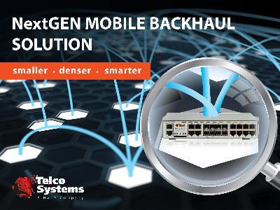 Telco Systems stellt Mobile-Backhaul-Demarcation der nächsten Generation vor