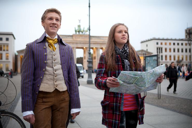 Disney Channel in Deutschland und teamWorx starten Dreharbeiten der gemeinsamen TV-Produktion Binny und der Geist (Arbeitstitel)