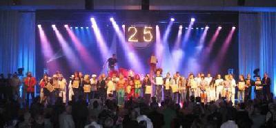 V.I.P.-Tickets und Firmenarrangements für die größte Galashow-Deutschlands 2013
