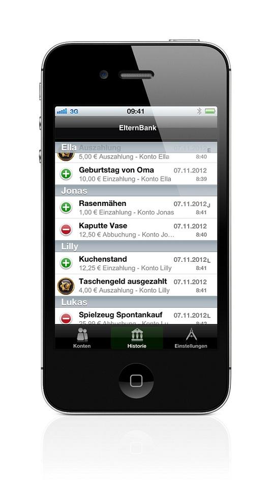 Die iPhone-App
