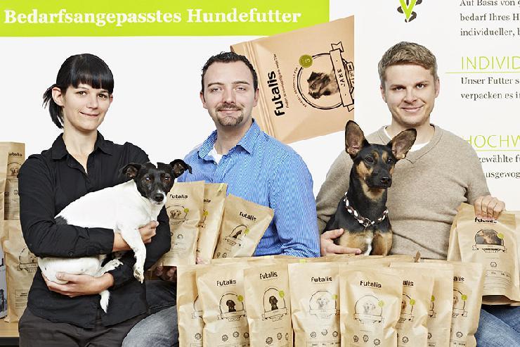 Universitäres Gründerteam entwickelt wissenschaftliches Ernährungskonzept für Haustiere