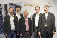 BSW Präsident Günther Cramer zu Gast bei Wagner & Co