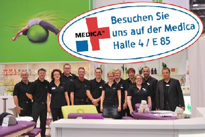 Neues von SCHUPP auf der MEDICA 2012 in Düsseldorf