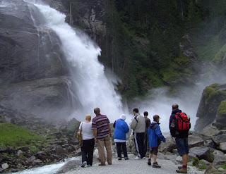 Ausflugsziel Krimmler Wasserfälle - Beeindruckendes Naturjuwel begeistert jährlich 350.000 Besucher