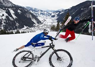 Rise & Fall in Mayrhofen - Extreme Wettkämpfe und Sportfreunde Stiller läuten am 15. Dezember die Wintersaison ein