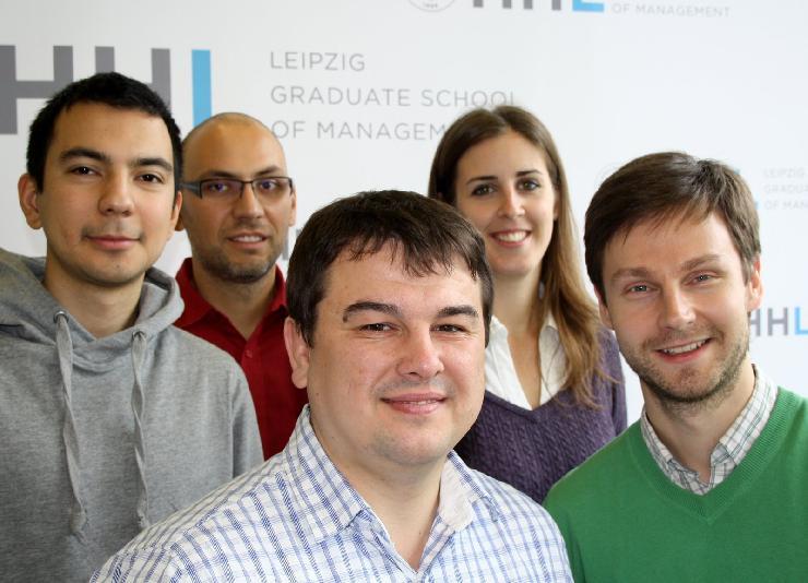 KARL-KOLLE-Stiftung engagiert sich an der HHL Leipzig Graduate School of Management
