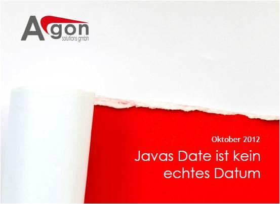 Das Java-Datum - echter mit der Berechnung über die Julianischer Tageszahl