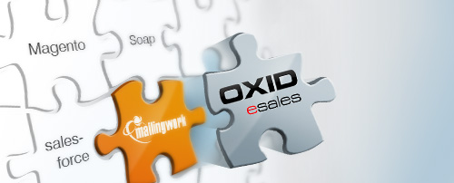 E-Marketing meets E-Commerce: mailingwork bindet OXID eSales an