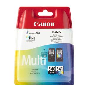 Canon PG-540/PG-540XL CL-541/CL-541XL Druckerpatronen