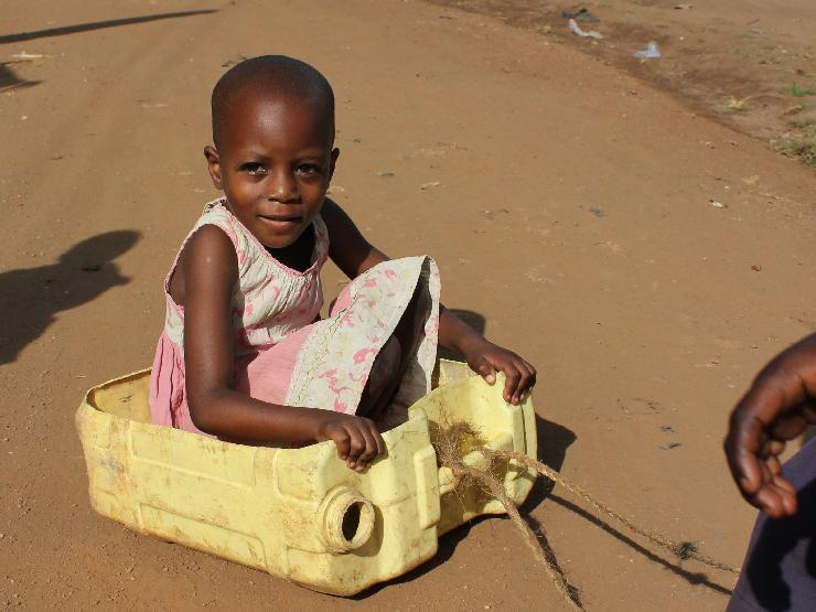 Das Hunger Projekt zum Weltkindertag am 20. November 2012