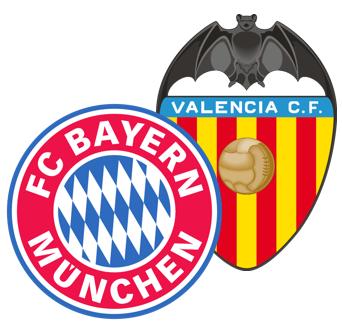 Valencia - Bayern Live Stream auf live-stream-live.se