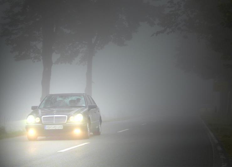 GTÜ: Nebel und Schmuddelwetter - Sicher durch die dunkle Jahreszeit