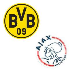 Ajax - Dortmund Live Stream auf live-stream-live.se