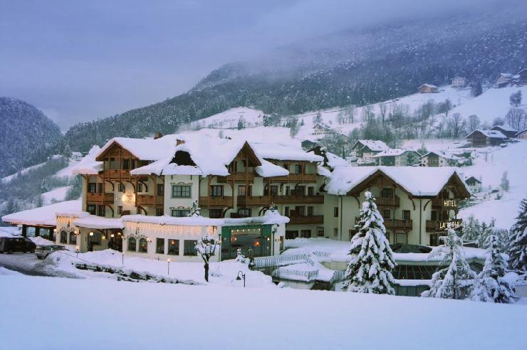 Das Wanderhotel La Perla in St. Ulrich
