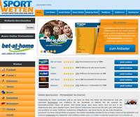 Online Sportwetten tippen