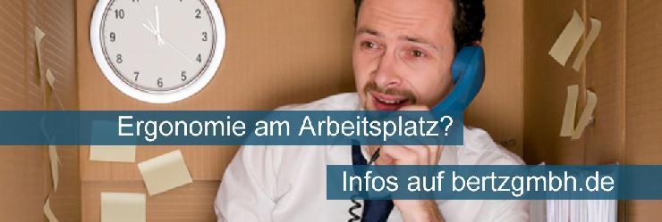 Bertz startet informativen Blog zur Arbeitsplatzgestaltung