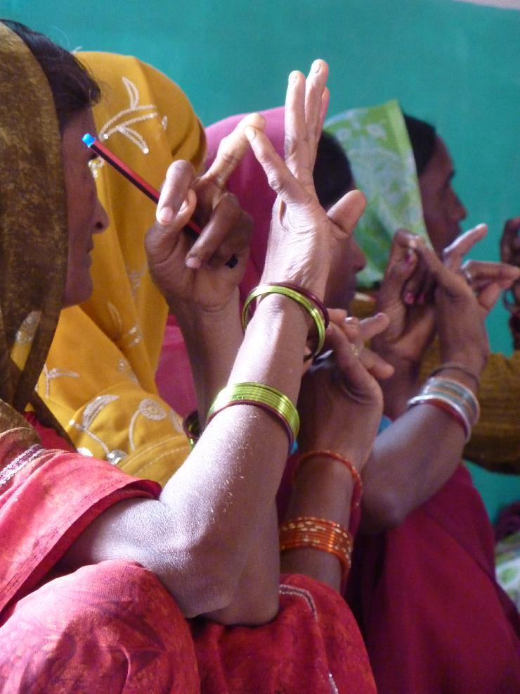 Beendigung von Gewalt gegen Frauen