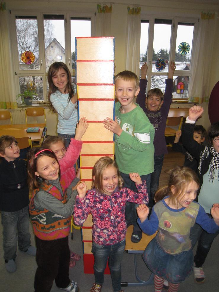 Tag der offenen Tür an der Montessori-Schule in Geisenhausen