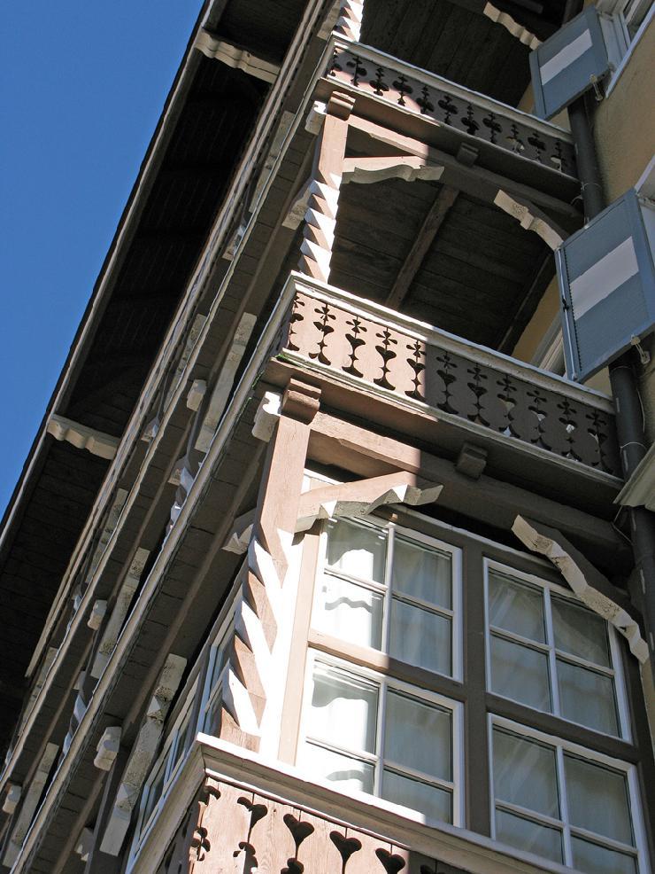 The Hotel Stetteneck in Ortisei