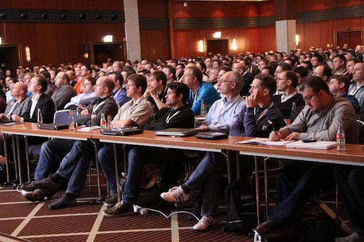 Europas Nr. 1 Konferenz für Enterprise-Technologien kommt im Frühjahr nach Mainz