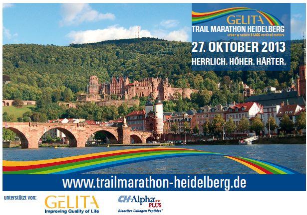 1. Heidelberger Trail Marathon
