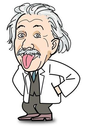 Einsteins Chauffeur - oder warum man ein Rhetorikseminar besuchen sollte.