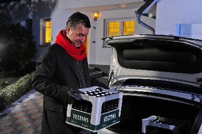 Flaschen im Kofferraum vergessen: Väterchen Frost ist Feind des Bieres