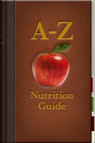Lebensmittel & Nährwertehandbuch im iPhone mit