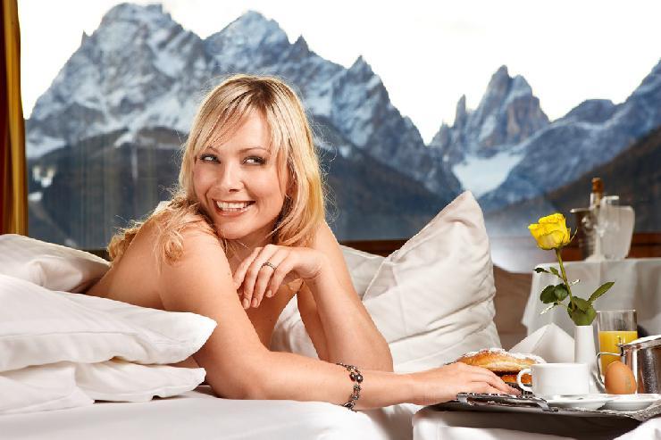 Dasl Alpenwellnesshotel St. Veit in Sexten