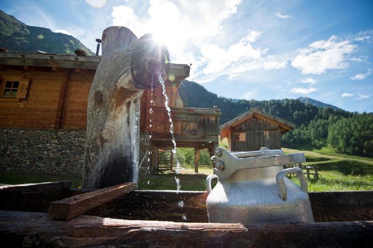 Der Valserhof - prämiertes Genuss- und Wellnesshotel in den Dolomiten