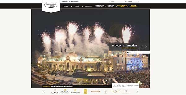 Noch mehr Kundenfreundlichkeit bei der Société des Bains de Mer, Monte-Carlo: