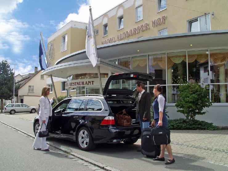 Hotel Altdorfer Hof in Weingarten