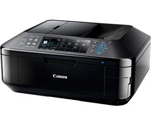 Canon PIXMA MX895: 4-in-1-Multifunktionssystem mit effizienten Druckerpatronen