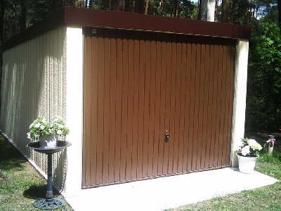 Garagenrampe.de über fertige Garagen und Fertiggaragen