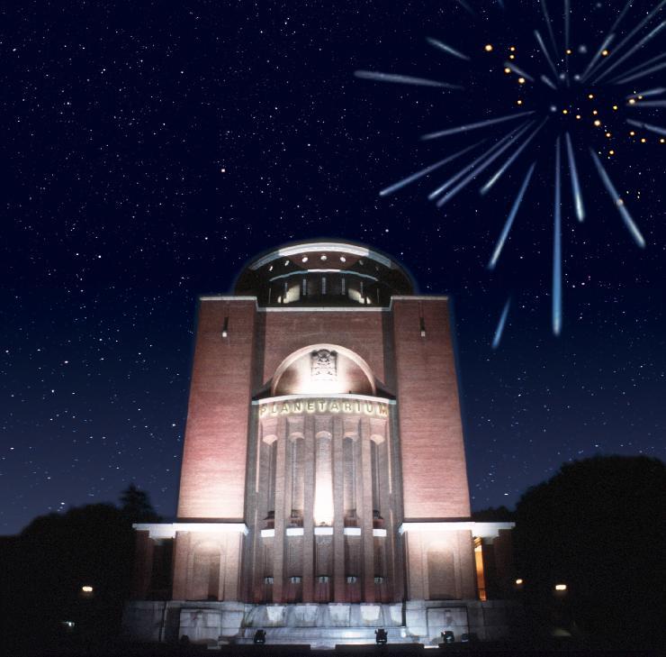 Kreuzfahrtreederei AIDA und das Planetarium Hamburg reisen gemeinsam zu den Sternen