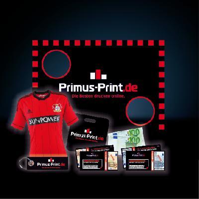 Bayer 04 Leverkusen präsentiert Primus-Print.de als