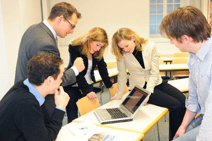 Bewerbungsendspurt für die Masterprogramme an der HHL Leipzig Graduate School of Management